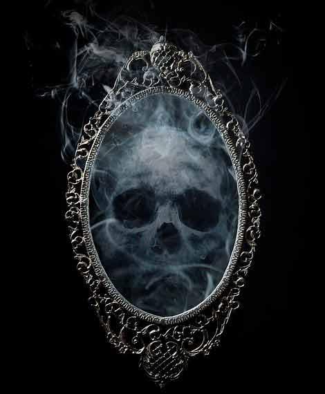 Порча с помощью зеркала