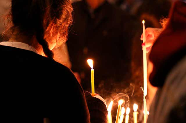 Приворот на церковных свечах кто делал читать отзывы