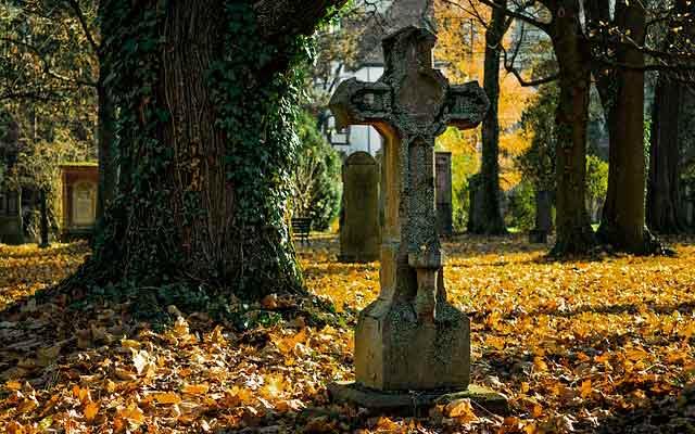 Кладбищенский приворот действие последствия